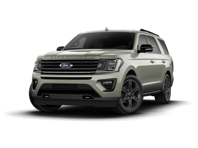 New 2019 Ford Expedition SUV Limitd 4WD Silver Spruce For